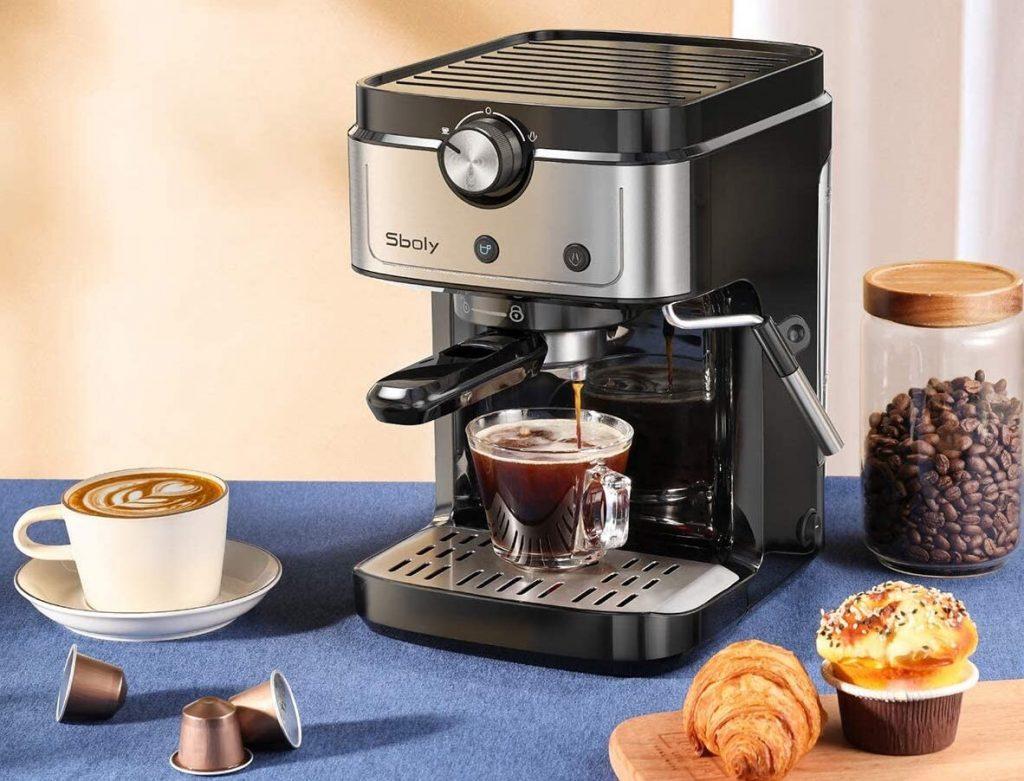 electrodomestico cafetera